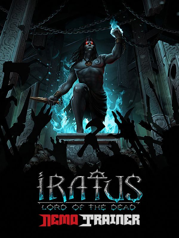 iratus: lord of the dead poster